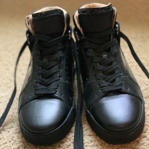 COPY - Men's Christian Louboutin high tops